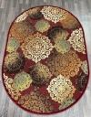 Бельгийский ковер Genova 38001-121210_oval